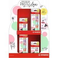 STABILO Boss Mini Pastel – Display de 16
