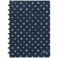 Cahier ATOMA Pastel – 144 pages DIN A4 Quadrillé