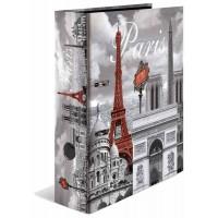"""Ordner HERMA """"Paris"""" - A4 Rug van 7 cm"""