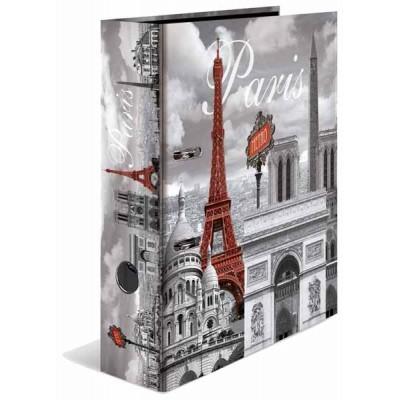 Classeur à levier HERMA Paris – A4 Dos de 7 cm
