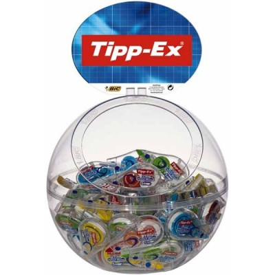 TIPP-EX Mini Pocket Mouse Fashion – Bol de 40 pièces