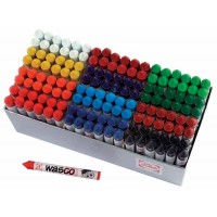 144 Crayons de cire Wasco