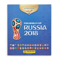 World Cup 2018 Russia PANINI album