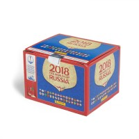 World Cup 2018 Russia PANINI stickers - Boîte 100 pochettes - PRIX NET