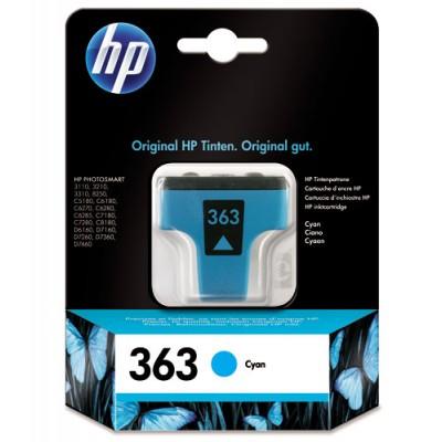 HP363 CYAN