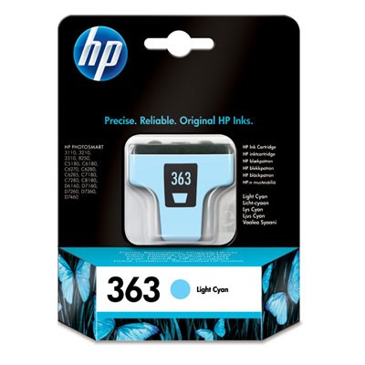 HP363 CYAN HELL