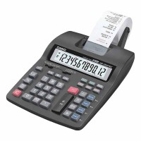 Calculatrice Imprimante Casio HR-200TEC-W