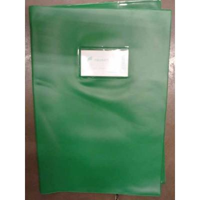 Couvre-cahier Rausch Trend Vert A4