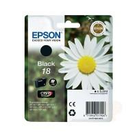 EPSON CARTOUCHE 18 NOIRE T180140