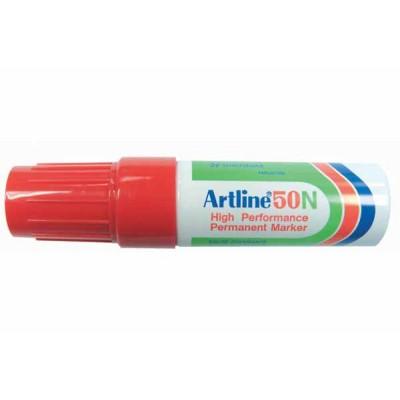 Marqueur permanent Artline 50N Rouge