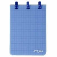 ATOMA Bloc Notes A7 60F quadrillé