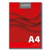 Bloc lettres AURORA A4 uni