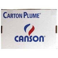 CANSON Carton plume 70 x 100 cm 5 mm