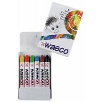 6 Crayons de cire Wasco