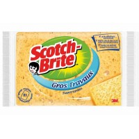 Eonge gros travaux Scotch-Brite