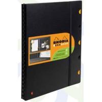 Cahier d'organisation rechargeable Exactive Exabook 225X297mm Q5