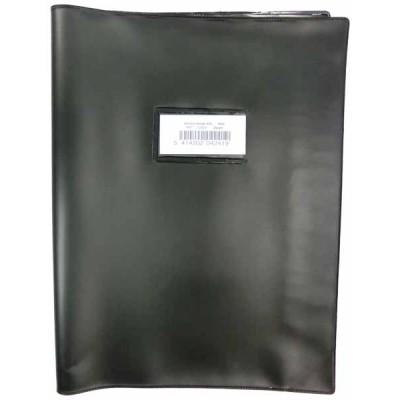 Couvre cahier Bronyl Haute qualité A4+ Noir