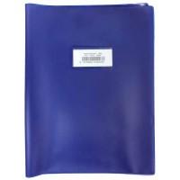 Couvre cahier Bronyl Haute qualité A4+ Bleu