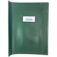 Couvre cahier Bronyl Haute qualité A4+ Vert