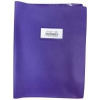 Couvre cahier Bronyl Haute qualité A4+ Violet