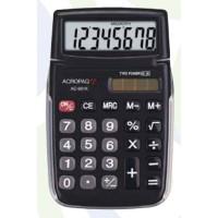 Calculatrice de poche ACROPAQ AC-901 Noir