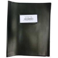 Couvre cahier Bronyl Haute qualité A5 Noir
