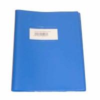 Couvre cahier Bronyl Haute qualité A5 Bleu moyen