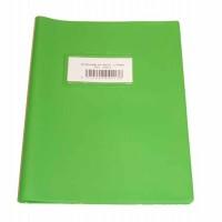 Couvre cahier Bronyl Haute qualité A5 Vert clair
