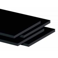 Carton mousse 50 x 65 cm 5 mm – Noir