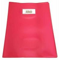 Couvre cahier BRONYL Haute Qualité A4+ Rose