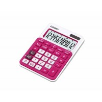 Calculatrice CASIO MS-20NC Rouge