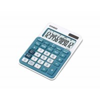 Calculatrice CASIO MS-20NC Bleu