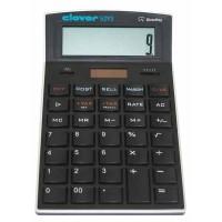 Calculatrice de bureau CLOVER 5293