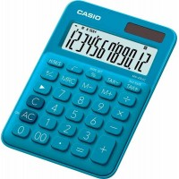 Calculatrice CASIO MS-20UC Bleu
