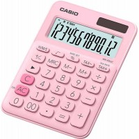 Calculatrice CASIO MS-20UC Rose