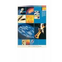 Protege document 0,17mm - ESSELTE A4 pvc - boîte de 100