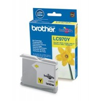 BROTHER LC-970 Yellow