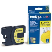 BROTHER LC980Y YELLOW