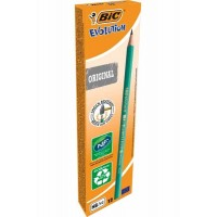 Boîte de 12 Crayons Bic ECOLUTIONS EVOLUTION 650 HB
