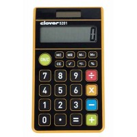 Calculatrice CLOVER Pocket 5201