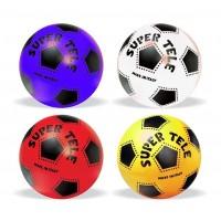 Ballon plastique Super Tele - 4 couleurs