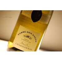 Terre des Anges wit Chardonnay Vin de Pays d'Oc 75cl x6 flessen