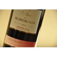 L'Ame de Bordeaux rood 75cl x6 flessen