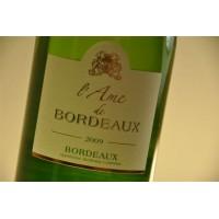 L'Ame de Bordeaux wit 75cl x6 flessen