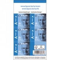 Postzegels Prior Tarief Europa 50st - NETTO PRIJS