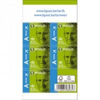 Postzegels Prior Tarief Wereld 50st - NETTO PRIJS