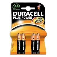 Duracell batterijen Baby LR03 MN2400 4 stukken