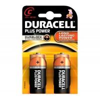 Piles Duracell C LR14 MN1400 par 2 pièces