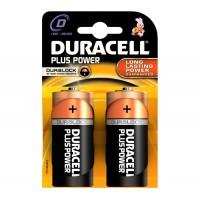 Piles Duracell D LR20 MN1300 par 2 pièces