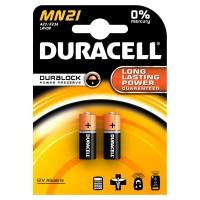 Piles Duracell LRV08 MN21 par 2 pièces